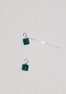 3 Crystal Earrings Project
