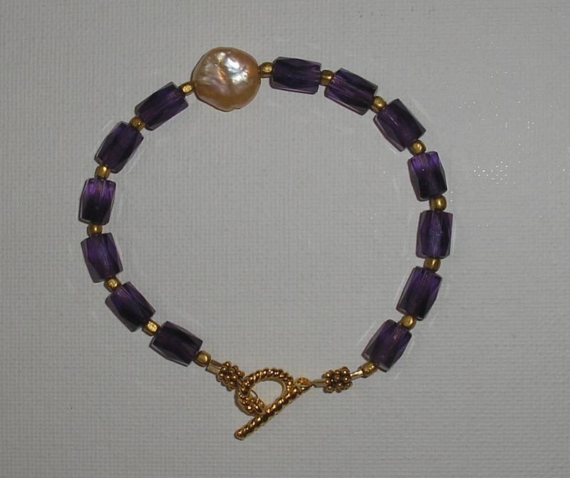 ideas for beaded bracelets bangle and bracelets amethyst bracelet - Beaded Bracelet Design Ideas