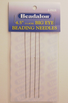 Photo of beading needles