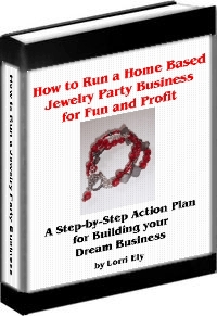 How to Run a Home Based Jewelry Party Business
