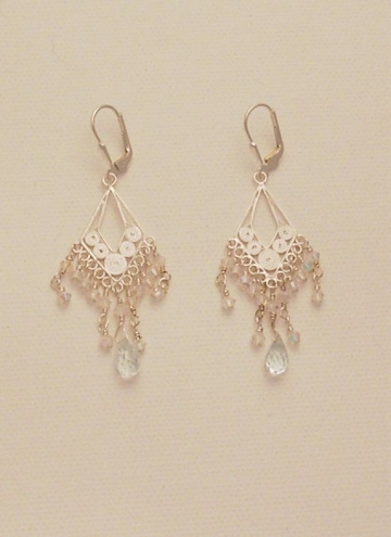 Swarovski Crystal Chandelier Earrings Project