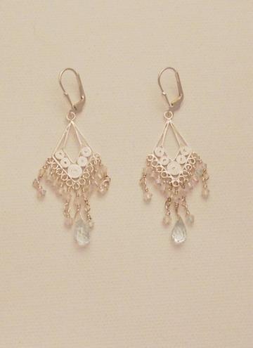 Swarovski Crystal Chandelier Earrings Project