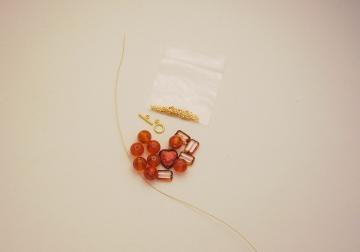 Lampwork Bead Bracelet Project