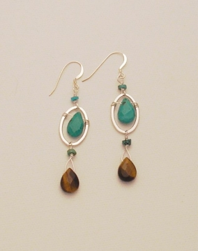 Earring Projects on making-jewelry.com