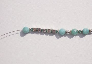 Personalized Mothers Bracelet