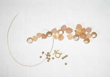 Chalcedony Briolette Bracelet