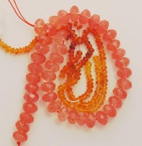 Photo of rondelle beads