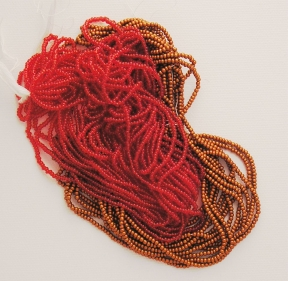 Photo of seed beads