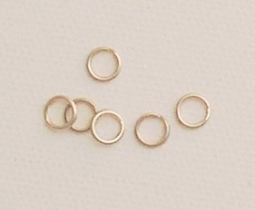 Photo of split rings