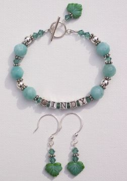 Mother's Bracelet Set