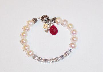 Pet Name Bracelet