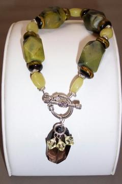 Yellow Turquoise Bracelet